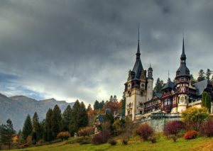 Peles Castle in Sinaia