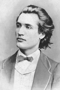 Mihai Eminescu, Romanian National Poet...You can't deny he was hot hot hot!