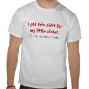 tshirt sister