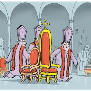How Pope was really elected