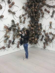 Installation at Saatchi Gallery